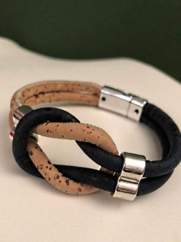 bracelet-men-cork-naturel