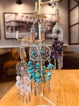 boucles-pendantes-liege-turquoise